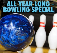 MONDAY NIGHT FAMILY NIGHT BOWLING SPECIAL!!!!